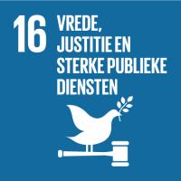 Vrede, justitie en sterke publieke diensten